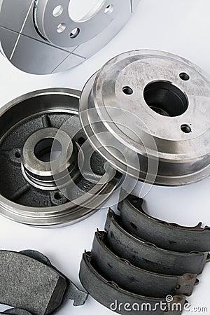 Car brake system spare parts