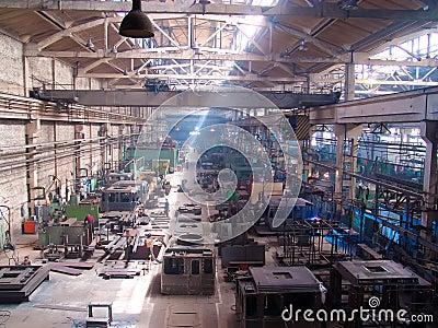 Car-Building Factory