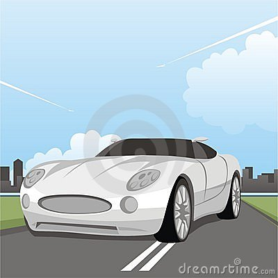 Free Car Buzzdesign Stock Photo - 2117610