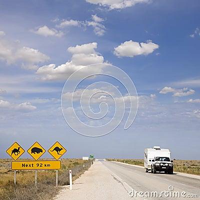 Car and Caravan Australia
