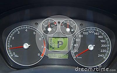 Car    Control Panel Stock Image  Image  2780201
