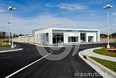 Car dealership site