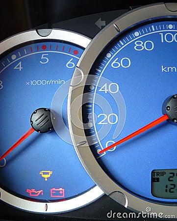 Car Dials