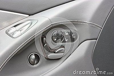 A car door