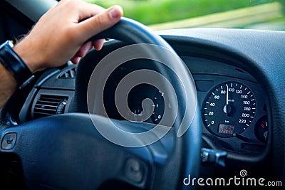 Car driving concept