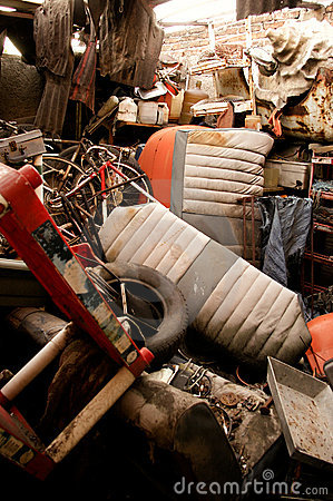Free Car Dump Stock Images - 13676114