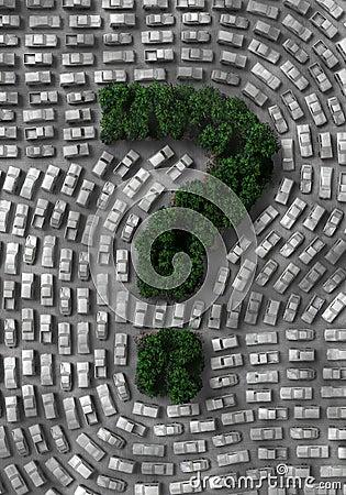 Car eco problem