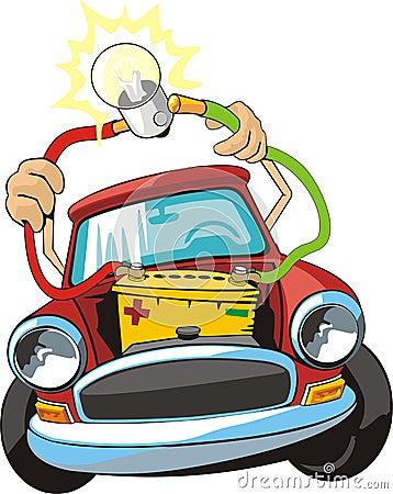 Car electric circuit repair