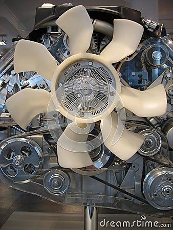 Free Car Engine Stock Image - 7601