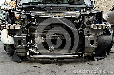 Car without an engine