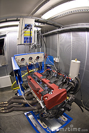 Free Car Engine Stock Photography - 7909382
