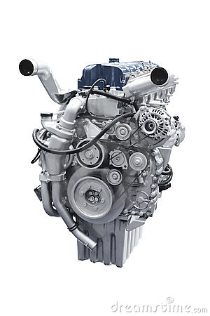 Free Car Engine Royalty Free Stock Photography - 8232047