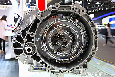 Car engine show Editorial Image