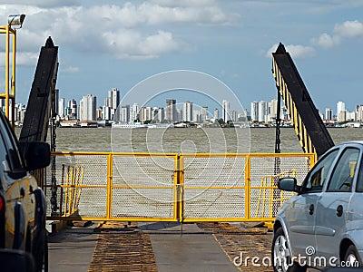 Car ferryboat