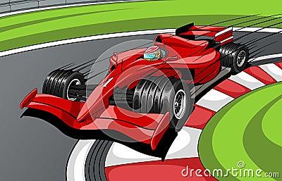 Car formula 1