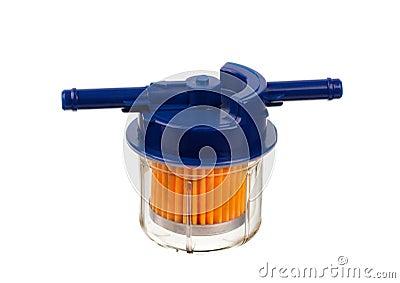 Car fuel filter