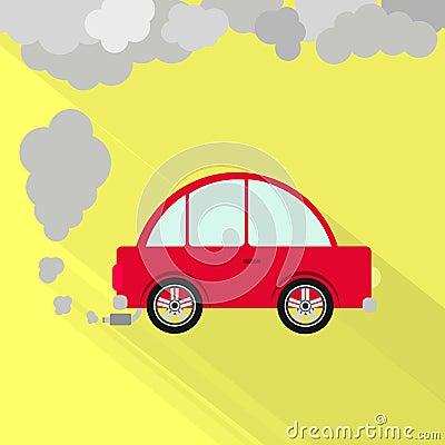 Free Car Fuming Stock Images - 57009154