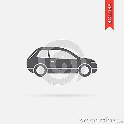 Free Car Icon Vector Stock Photo - 84363510
