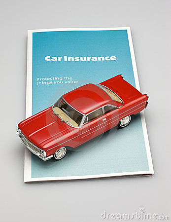 Car Auto Insurance Brochure