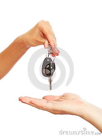 Free Car Key Royalty Free Stock Images - 20640359