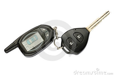 Car key and remote control