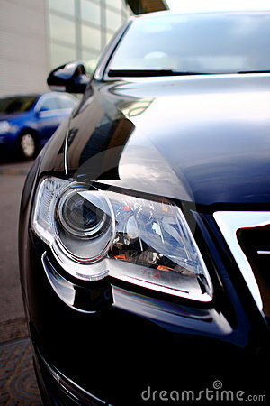 Free Car Light Stock Photo - 10920150