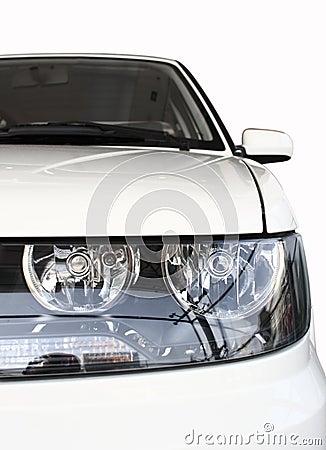 Free Car Light Stock Image - 14722041