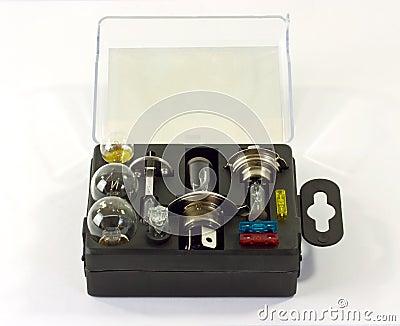 Car light bulb kit