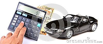 Car loan premium