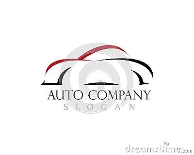 Car logo vector icon Vector Illustration