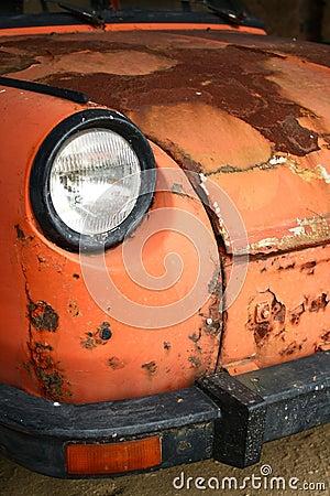 Car - old crock