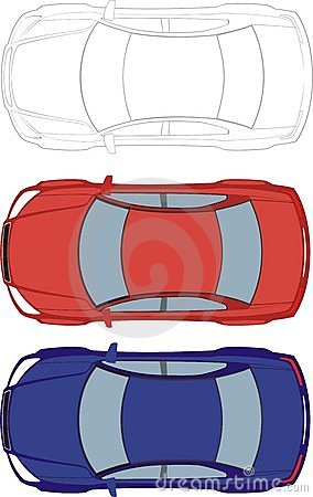 Free Car Overhand Stock Images - 13378354