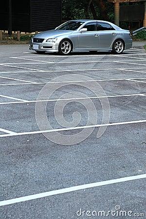 Free Car Park Stock Photos - 6916603