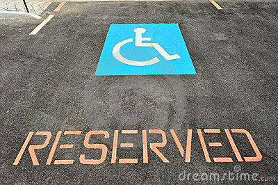 Car Parking  For Handicap Driver