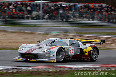 Car Racing(Ford GT,FIA GT ) Editorial Photography