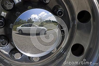 Car Reflection 1
