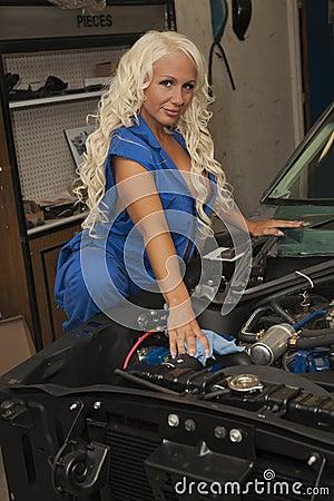Car repair?