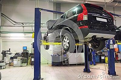 A car repair garage stock image image 37537841 for Garage fix auto nimes