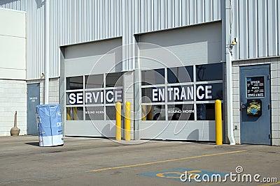 Car repair and service