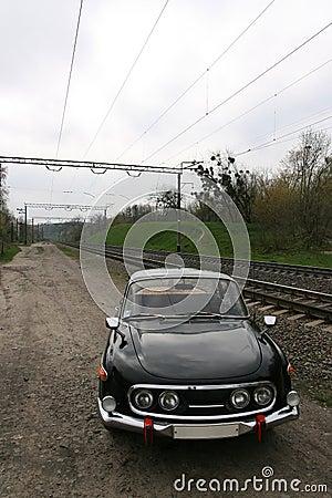 Car retro
