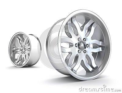 Car rims concept
