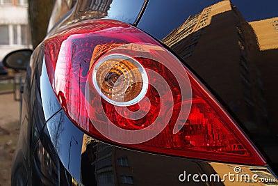 Car s backlight