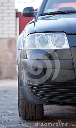 Car s headlight