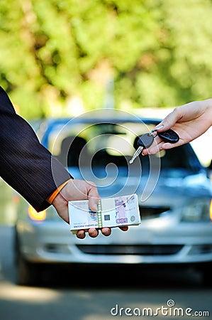 Free Car Sale Royalty Free Stock Image - 12536496
