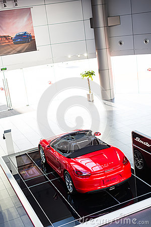 Car for sale Editorial Stock Photo