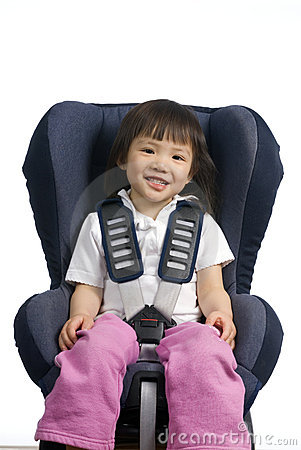 Free Car Seat 001 Royalty Free Stock Photography - 2123527