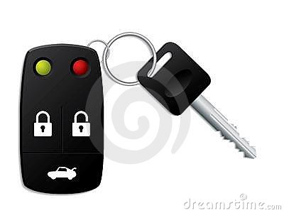 Car security remote