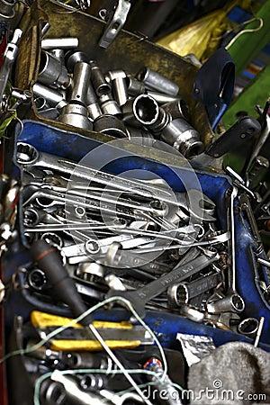 Car Servicing Tools
