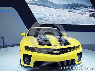 Car show Editorial Stock Photo