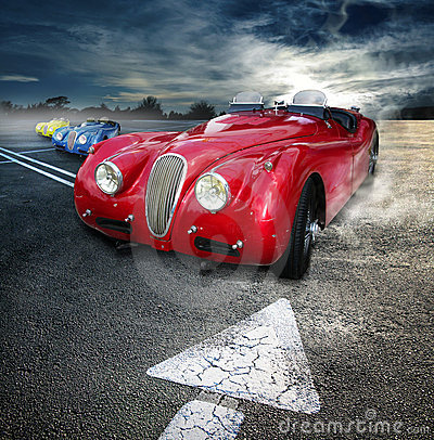 Free Car Show Royalty Free Stock Photo - 8923515
